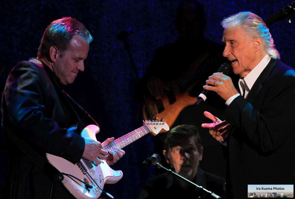 The Righteous Brothers — with John Wedemeyer, Timothy D. Lee and Bill Medley at Harrah's Las Vegas.