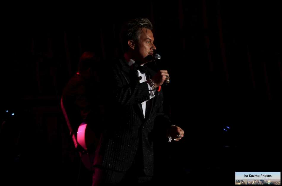 Chris Phillips Vegas...Straight Up — with Zowie Bowie at Grandview Lounge at South Point.